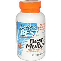 БАД Витаминно-минеральный комплекс, Best Multiple, Doctor\'s Best, 90 кап.