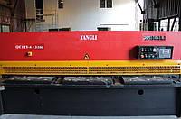 Гидравлические ножницы Yangli QC12Y 6/3200