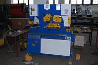 Гидравлические пресс-ножницы Zenitech Q35Y-12 (45 тонн, 12 мм, 3 кВт)