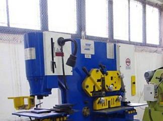 Гидравлические пресс-ножницы Zenitech Q35Y-16 (60 тонн, 16 мм, 4 кВт)