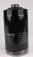 Фильтр масляный VW T4 2.4D/2.5DTI (WUNDER WY-103)