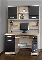Стол компьютерный Макс 125х65х180 см. Цвета разные