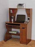 Компьютерный стол Рон - 2 орех 127х90х58 см.