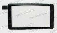 Bravis NB74, NB75 черный емкостной тачскрин (сенсор)
