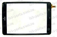 Texet X-pad AIR 8 3G TM-7863 черный сенсор (тачскрин)