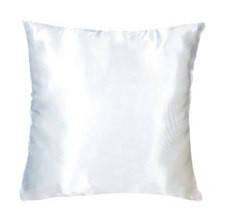 Подушка квадрат без каймы и рюши (атлас 35*35 см) от производителя Украина