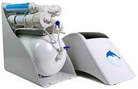 Компактная система обратного осмоса в корпусе RO-75P122 (с помпой)