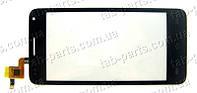 """SU00868-FPCV2-968 сенсор (тачскрин) черный №252 131x63mm 6pin 5"""""""