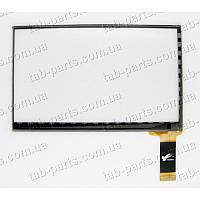 "FC070002-CTP сенсор (тачскрин) №254 163x102mm 30pin 7"""