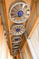 Вентиляторы для овощехранилищ