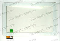 "HC261159A1 MB1019Q5 FPC017H V2.0 сенсор (тачскрин) №197 261x159mm 60pin 10"""