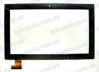 """F0037(COB)_A3 сенсор (тачскрин) №202 257x159mm 60pin 10"""""""