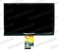 """Дисплей для планшета 7"""" 165x105 40pin dpi1024x600 тип5"""