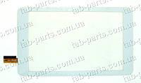 "XC-PG0800-031-A1-FPC сенсор (тачскрин) №91 210x124mm 45pin 8"""