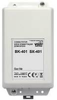 Блок коммутации домофона БК-401
