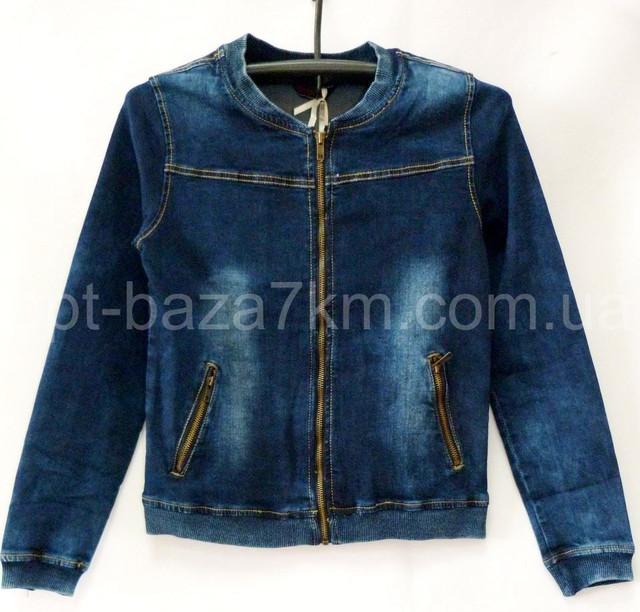 Джинсовые куртки и пиджаки