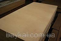 19 мм столярная плита фанерованная натуральная ольха