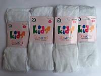 Детские колготки для девочки с узором хлопок 92-164см.