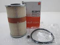 Фильтр топливный на Рено Мастер KNECHT (Германия) KX204D