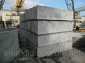 Блоки фундаментные ФБС 24.4.6, фото 3