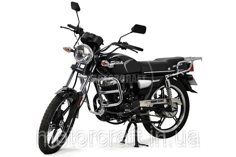 "Мотоцикл ""Soul"" Rocker - 200 куб.см."