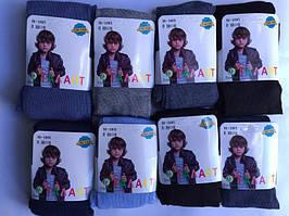 Детские колготки для мальчика однотонные Талант 82-98см.