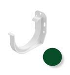 Держатель желоба водосточной системы Бриза (Bryza) 125 мм зеленый