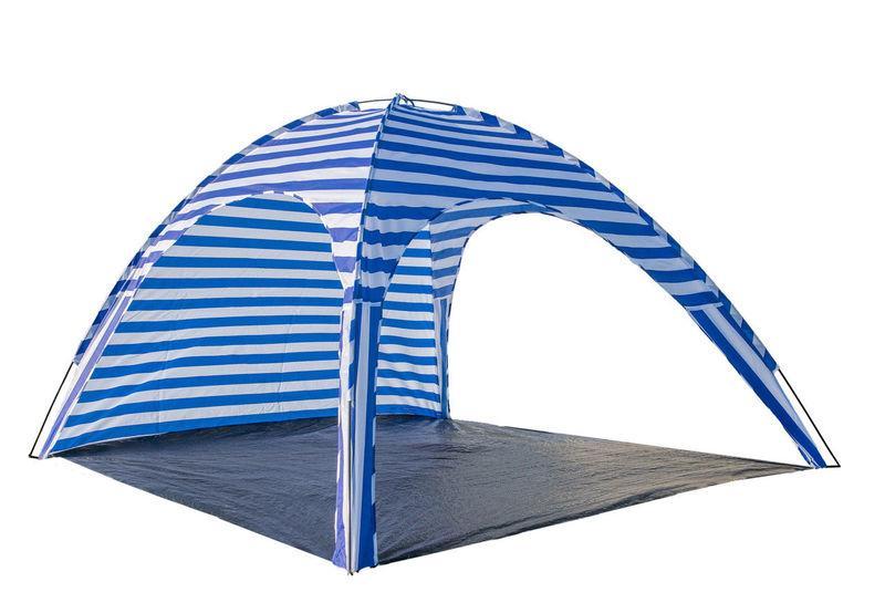 Тент пляжный Coleman 1038  летний тент от солнца на дачу отдых 240х240х160 см