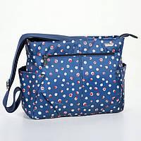 Женская сумка Dolly 647 молодежная на ремне 31 см х 22 см х 14 см