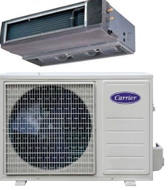 Сплит-система канального типа Carrier 42QSS018DS-1/38QUS018DS-1, фото 2