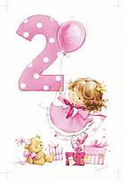 Цифры 27 вафельные картинки