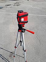 Уровень лазерный INTERTOOL 360 градусов mt-3052