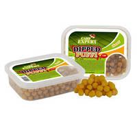 Тесто воздушное Carp Expert Dipped Puffi Mini (дипованный) 150 мл Plam-Scopex слива-cкопекс