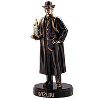 Бронзовая статуэтка «Меценат» Vizuri P02