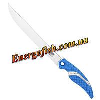 Нож Cuda Titanium с пилой 36 см USA