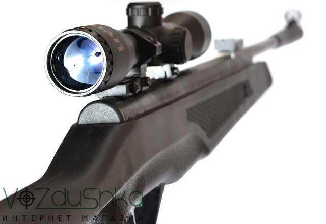 винтовка Beeman Longhorn с оптическим прицелом 4x32