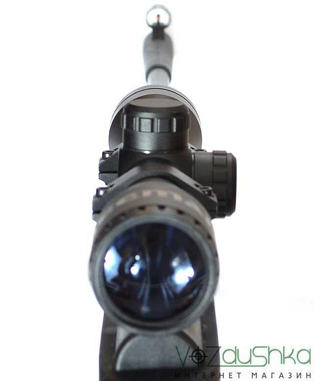 Пневматическая винтовка Beeman Longhorn с оптикой 4x32