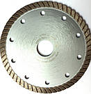 Диск алмазный по бетону Dronco Turbo F 230х2.8х22.2, фото 2