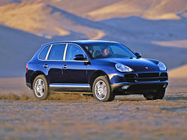 Porsche Cayenne (Внедорожник) (2002-2009)