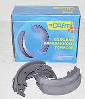 Колодки тормозные задние ЗАЗ 1102-1105,таврия,Славута   Dafmi