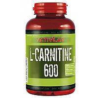 ActivLab L-CARNITINE 600 with L-ornithine and L-arginine 60 caps активлаб л карнитин