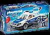 Конструктор Playmobil 6920  Полицейская машина со светом и звуком