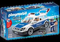 Конструктор Playmobil 6920  Полицейская машина со светом и звуком, фото 1