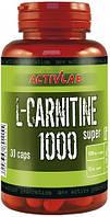ActivLab L-CARNITINE 1000 30 caps активлаб л карнитин