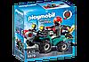 Конструктор Playmobil 6879 Квадроцикл грабителя