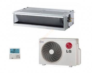 Сплит-система канального типа LG CM18/UU18W