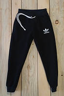 Спортивные штаны темно синие  на мальчика Adidas на рост 116 см, 122 см, 128 см, 134 см, 140 см, 146 см
