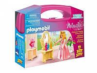 Конструктор Playmobil Возьми с собой: 5650 Туалетный столик принцессы