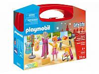 Конструктор Playmobil Возьми с собой: 5652 Модный бутик, фото 1