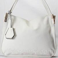 Женская сумка Gilda Tohetti белого цвета